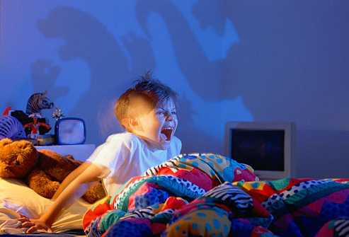 Ребенка 12 лет мучают кошмары по ночам