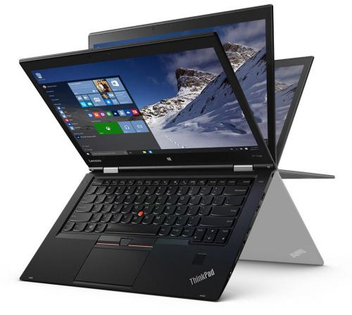 Lenovo представила на CES 2016 перевертыш ThinkPad X1 Yoga с OLED-дисплеем