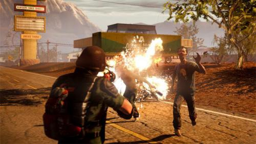 Игра State of Decay: Year-One Survival Edition для Xbox One поступила в продажу